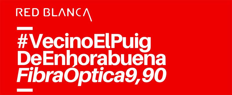Promo Fibra Öptica El Puig